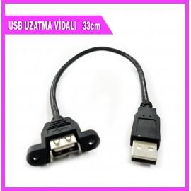 USB UZATMA VİDALI 33cm