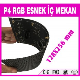 P4 RGB  SMD ESNEK PANEL