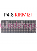 P4.8 KIRMIZI GRAFİK PANEL