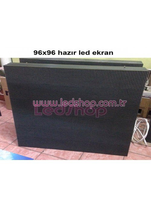 Led Ekran 96x96 Full Renk