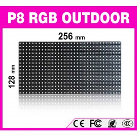 P8 4S RGB DIŞ MEKAN