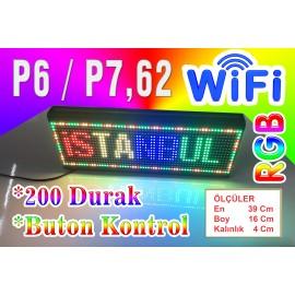 P6 / P7,62 SMD RGB