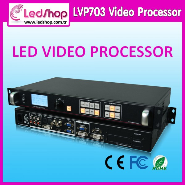 LED VIDEO PROCESSOR   LVP703 SDI