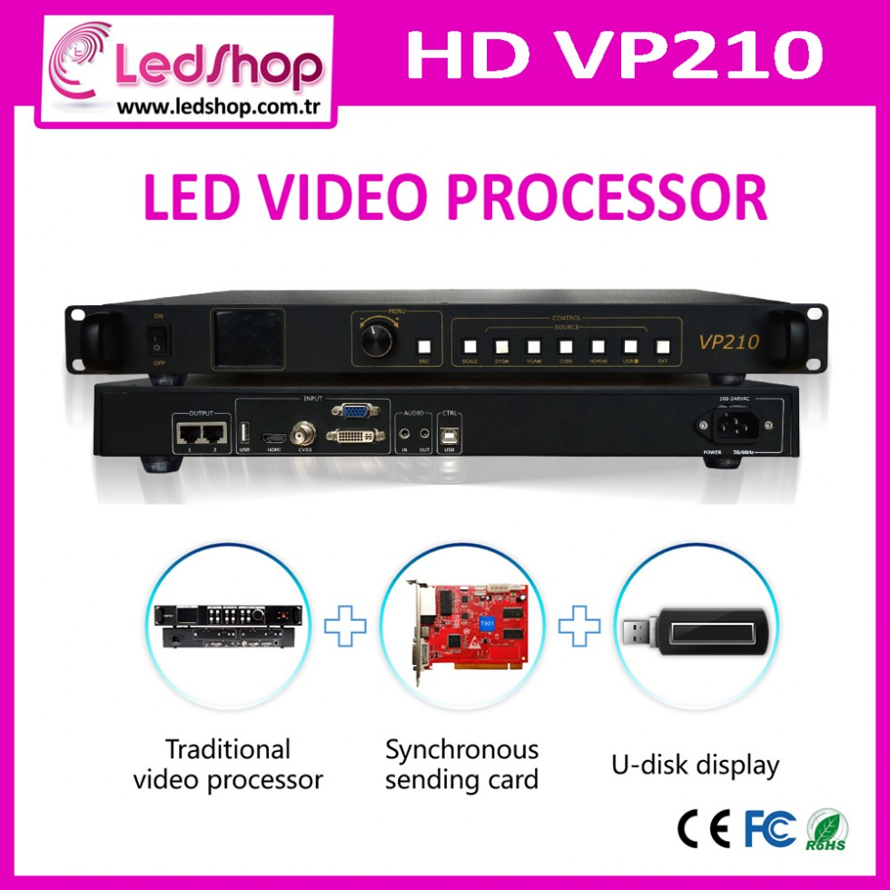 LS HD-VP210