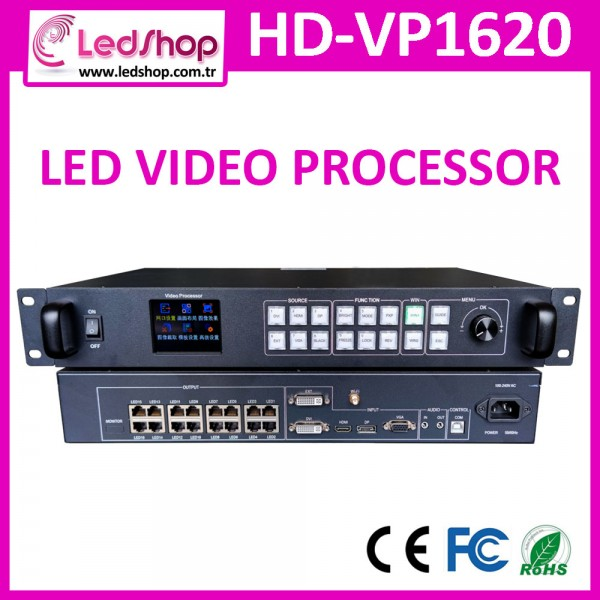 LS HD VP1620