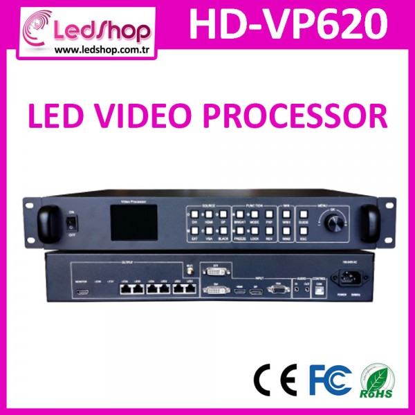 LS HD-VP620