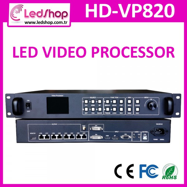 LS HD-VP820
