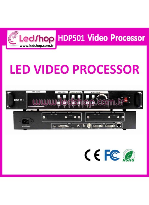 LED VİDEO PROCESSOR HDP-501